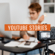 Youtube stories
